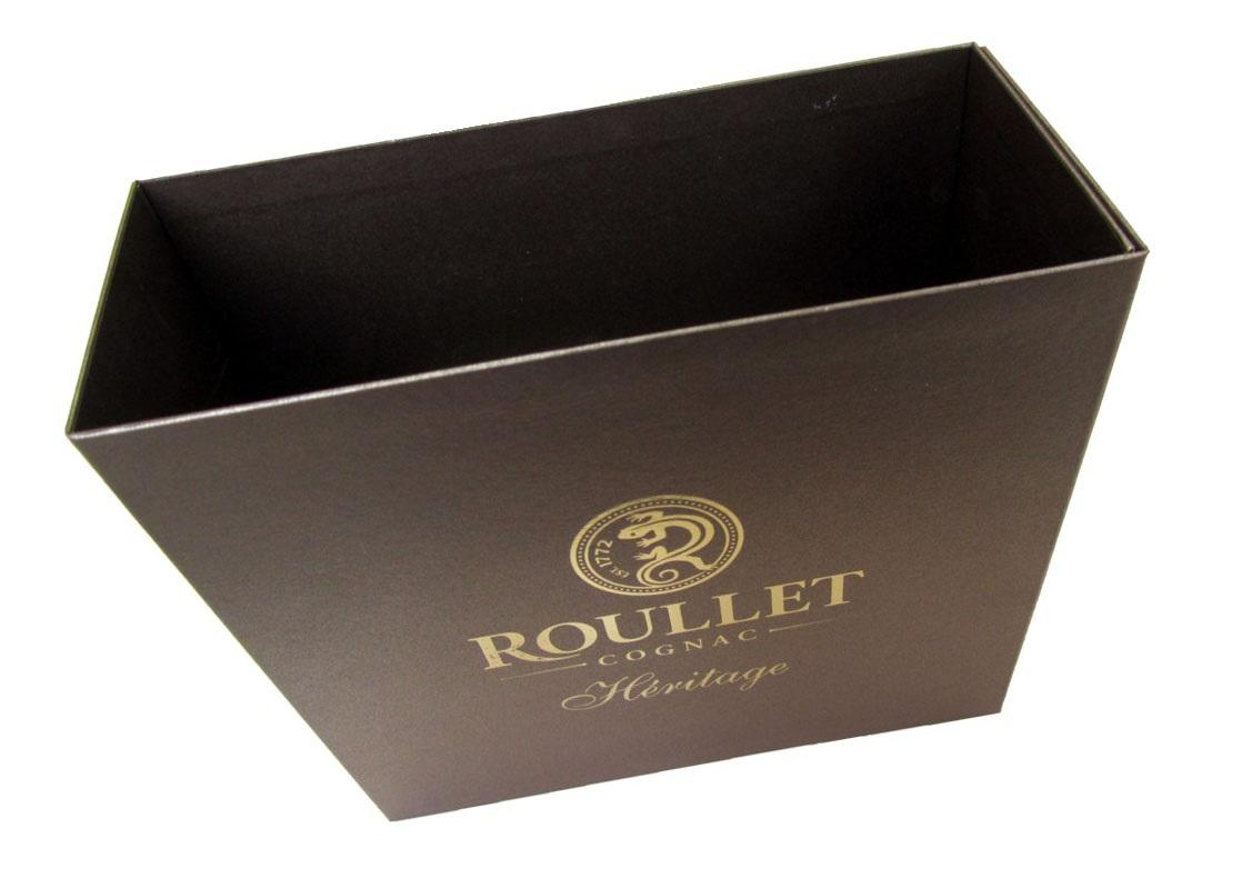 Коробка для коньяка