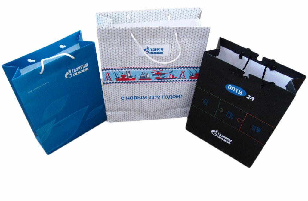 Пакеты Газпром