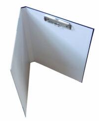 Папка с прижимным механизмом