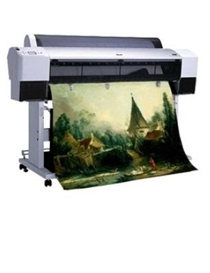 Печать на холст