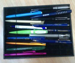 Ручки с нанесением лого