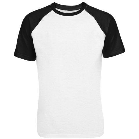 Футболка мужская T-bolka Bicolor